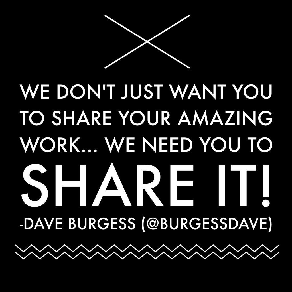 share Dave Burgess
